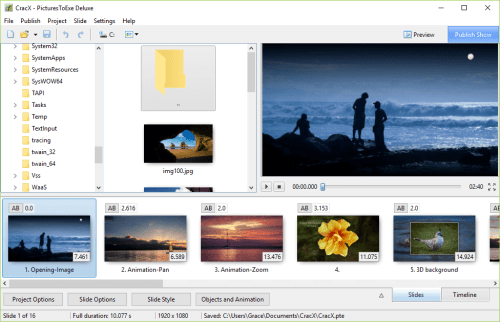 PicturesToExe Deluxe 9.0.19 Full Serial Key & Crack Download