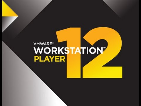 VMware Workstation 12 Player License Key Free Download
