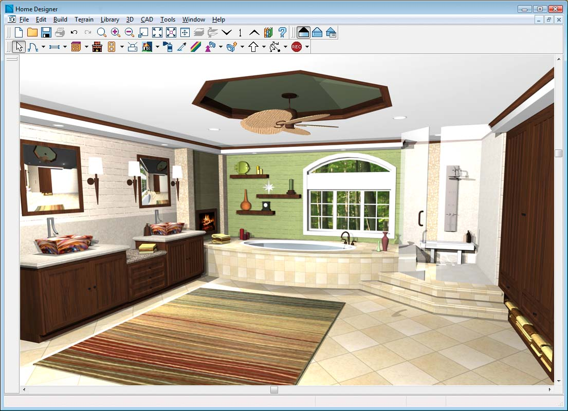 Total 3D Home Design Deluxe 11 Crack + Activation Key Latest Free