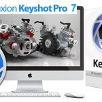 Luxion KeyShot Pro 7 Crack with Keygen Free [Mac + Windows]