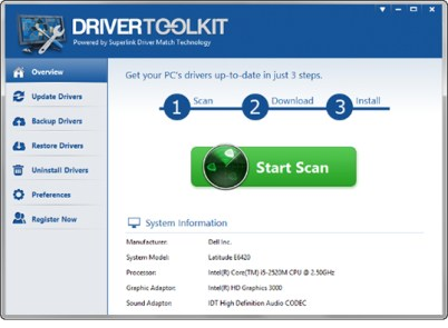Driver Toolkit 8.5.1 License Key with Crack Full Version Download