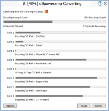 dBpoweramp Music Converter R16.4 Crack + License Key Free