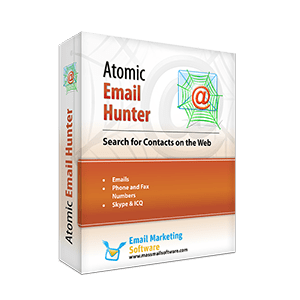 Atomic Email Hunter 15.15.0.460 Crack + Registration Key Download