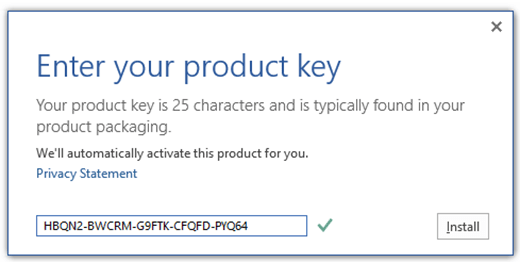 outlook 2013 product key free