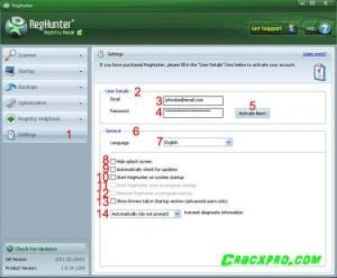 SpyHunter 4 Email and Password 2016 + Keygen Free