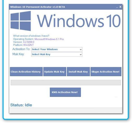 Windows 10 loader Activator 100 % WORKING FREE