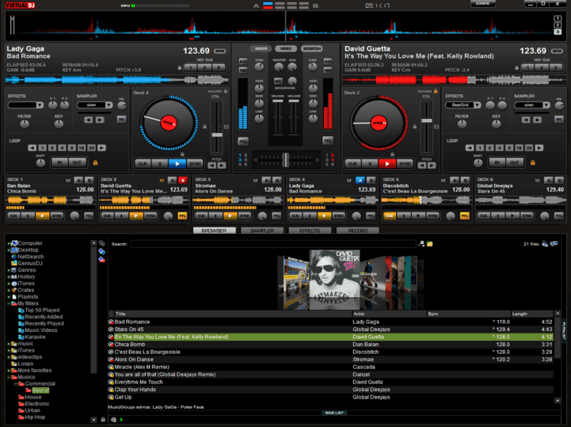 Virtual DJ Pro 8 Crack + Serial Number 2019 100% {Mac/Win}