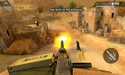 Modern Combat 2: Black Pegasus APK for Android Free Download