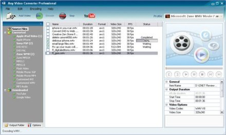 Any Video Converter Ultimate 7.0.7 Serial Key + Crack Free Download