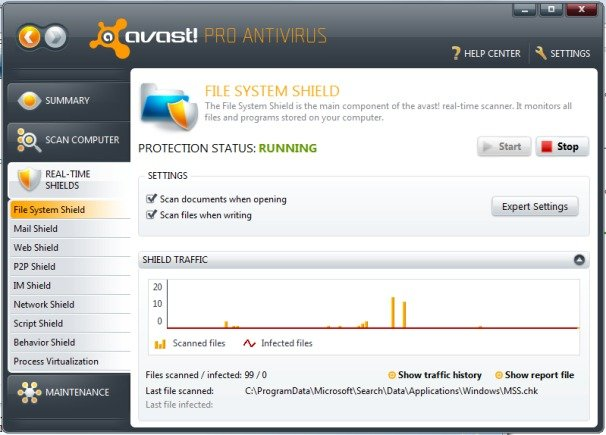 Avast Pro Antivirus 2017 Activation Code Till 2038 Free Download