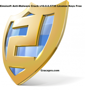 Emsisoft Anti-Malware Crack v10.0.0.5735 License Keys Free