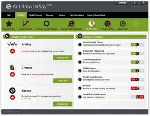 AntiBrowserSpy Pro 2017 License Key with Crack