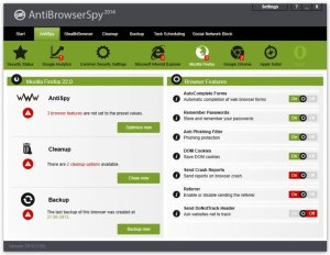AntiBrowserSpy Pro 2018 License Key with Crack Free Download