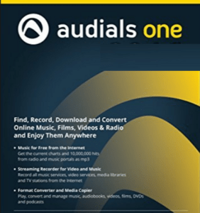 Audials One 2017 Crack with License Key Free Download