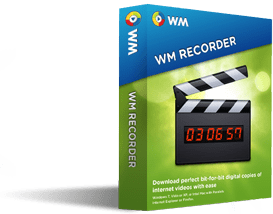 WM Recorder 16.8.1 crack & registration code Free Download
