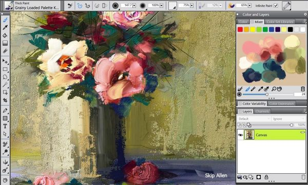 Corel Painter 2018 Crack [Mac + Windows] Free Download