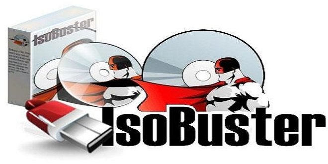 IsoBuster 4.2 Crack + Serial Key Free Download