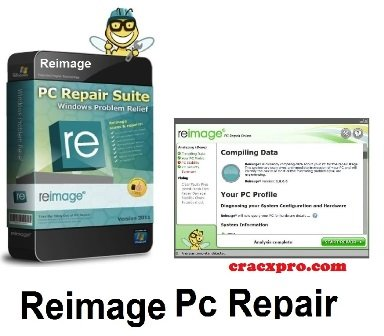 Reimage Pc Repair 2019 Crack + License Key Free Download