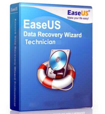 EaseUS Data Recovery Wizard Technician Crack 14.2.1 Download [Latest]