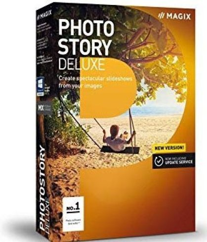 MAGIX Photostory 2019 Deluxe Crack 18.1.3.36 Download [Latest] Full Version