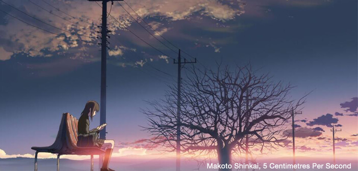 Being Someplace Else The Theological Virtues Anime Of Makoto Shinkai Podcast Now Available