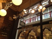 A coffee shop. Joy.
