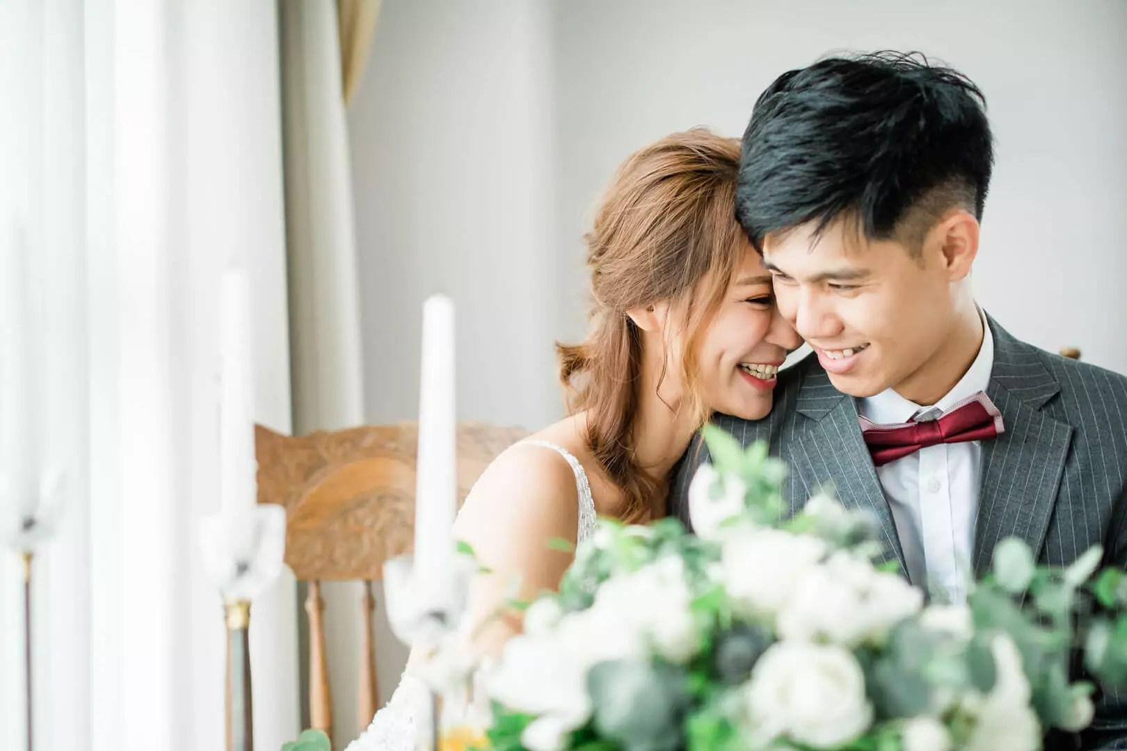 在臺中體現美式婚紗的美好-紀錄屬於你們的清新雋永 - WeddingDay 好婚專欄