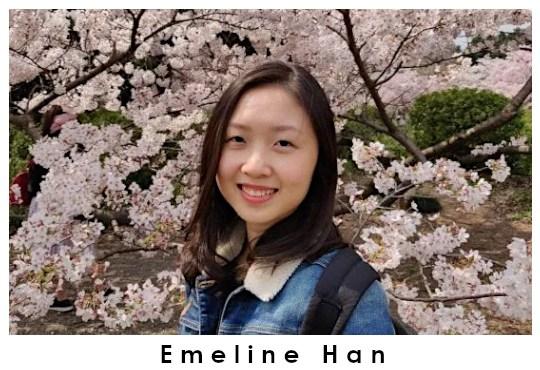 Emeline Han, PhD student at CRAE.