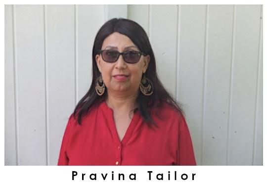 Pravina Tailor, Centre Director at CRAE