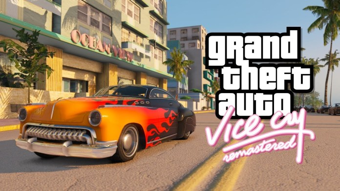 GTA vice cit remasterred mod system requirements