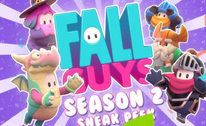 Fall Guys Season 2 Will Add Exciting Medieval-Themed Games
