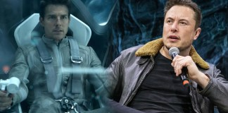 Tom Cruise going to space for next movie confirmed