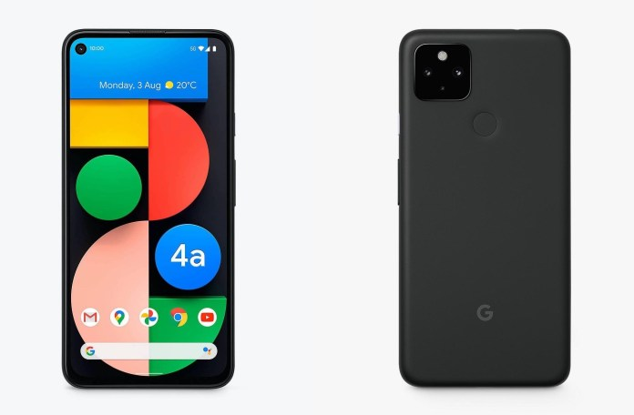 Google Pixel 4a 5G - All you need to know