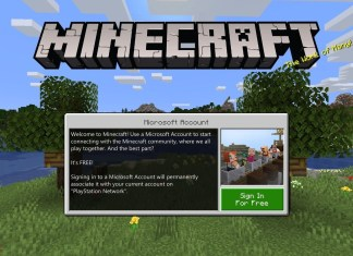 Minecraft will require a Microsoft account to play from 2021