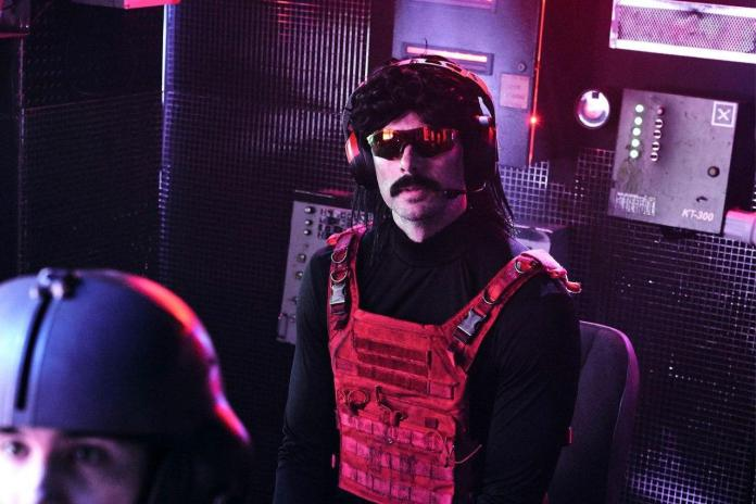 Dr Disrespect and cyberpunk 2077 collaboration