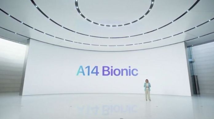 A14 Bionic introduced