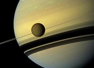 NASA Discovered Weird Molecule in Titan's Atmosphere