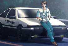 Top 3 anime to watch if you are a racing head