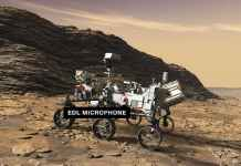 NASA's Perseverance Rover to Mars Sends Back Space Sound