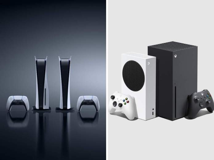 PS5 and Xbox Series X/S