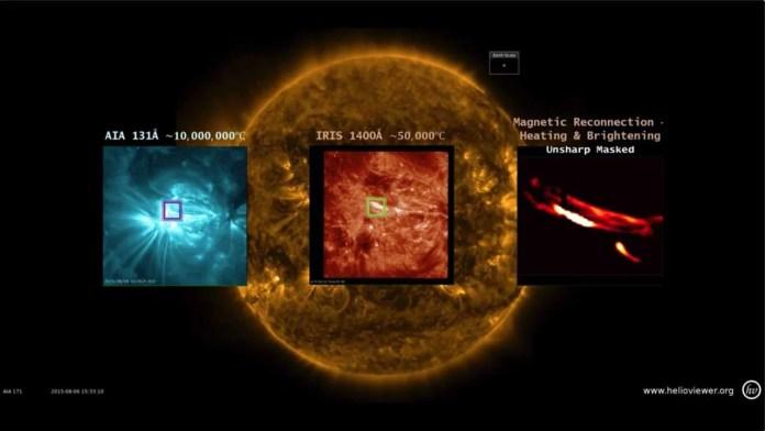 NASA may have Captured Full Lifecycle of Sun's Nanoflare