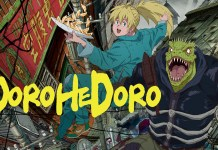 Is anime Dorohedoro worth giving a shot