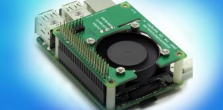 Raspberry Pi Smart Fan HAT