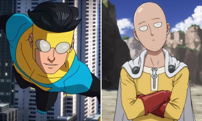 Amazon Prime's 'Invincible' brought a surprise for One Punch Man fans - Craffic