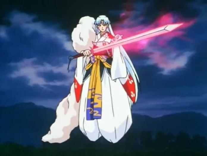 Sesshomaru Tokijin sword