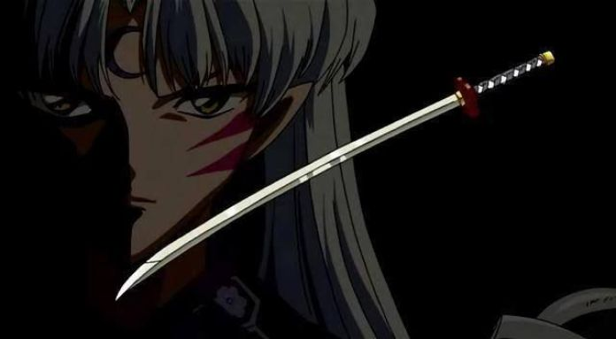Sesshomaru Tenseiga sword