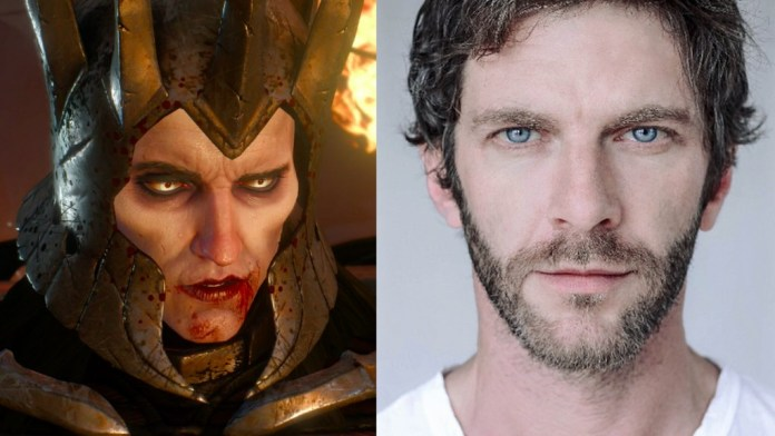 Sam Hazeldine will be playing King of The Wild Hunt Eredin in The Witcher Season 2