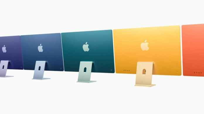 24-inch iMac shows the true power of Apple M1