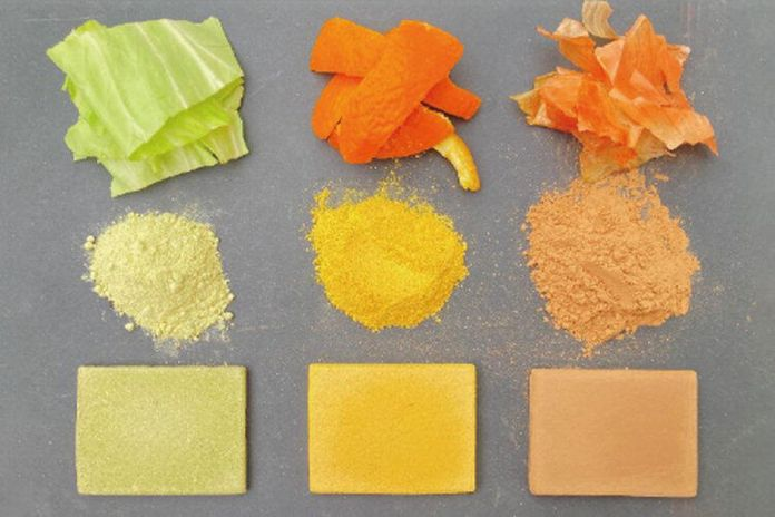 New Method can turn Fruit and Vegetable Scraps into Edible Construction Materials