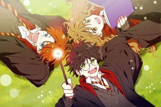 7 Anime that might be just for you If you love Harry Potter